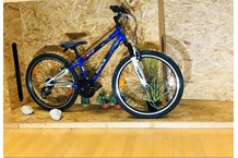 Mountainbike FORCE 24 Zoll blau