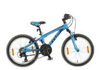 Mountainbike PRIME MR 2.0 20 Zoll blue