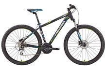 Merida Wulf 7.70 27,5 Zoll Black Green Blue